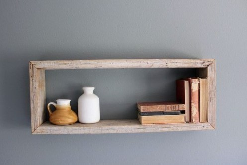 Cheap Decorative Box Shelves Ideas 44