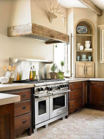 Cool Rustic Farmhouse Kitchen Ideas 53