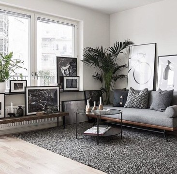 Creative Scandinavian Living Room Ideas 32