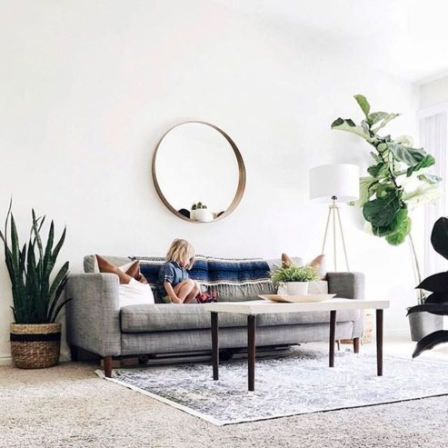 Creative Scandinavian Living Room Ideas 46