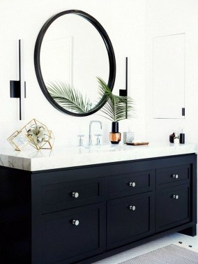 Fancy Modern Master Bathroom Ideas 08
