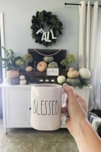 Fascinating Fall Home Tour Decor To Inspire 05