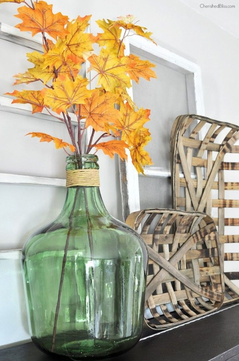 Fascinating Fall Home Tour Decor To Inspire 19