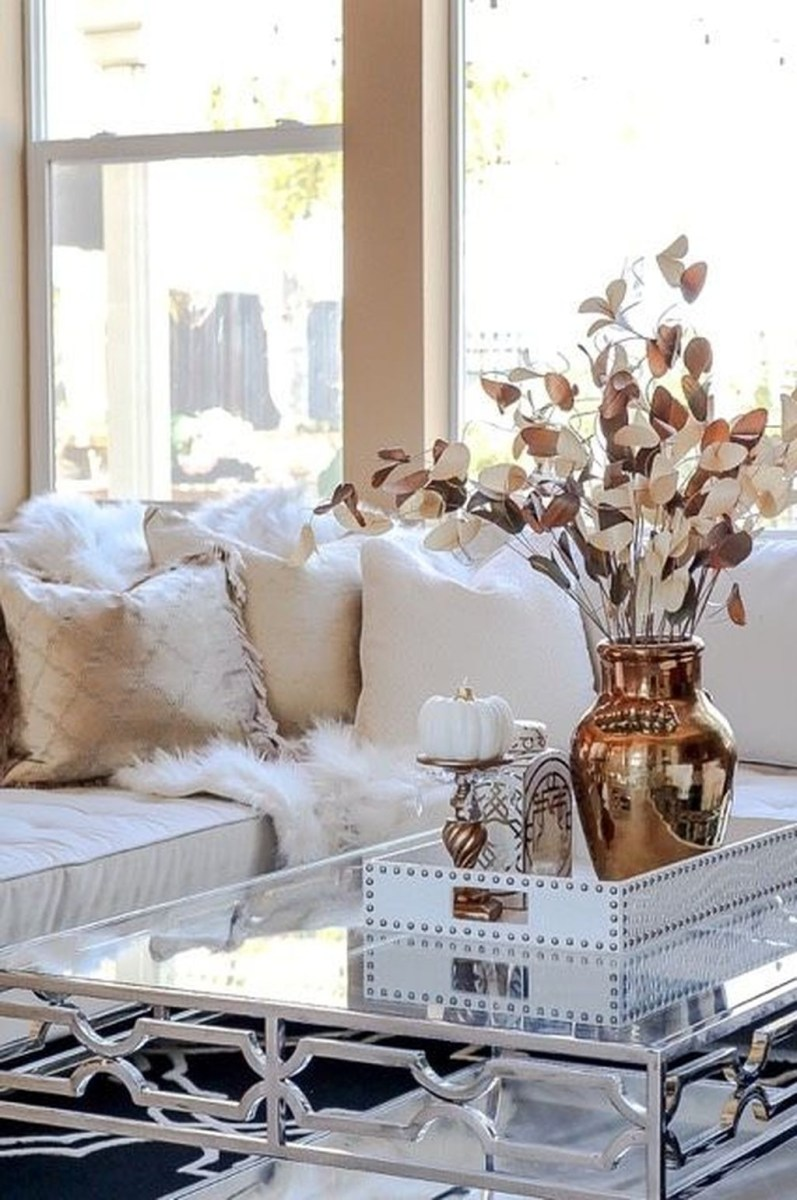 Fascinating Fall Home Tour Decor To Inspire 21