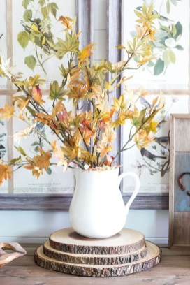 Fascinating Fall Home Tour Decor To Inspire 27