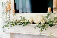 Fascinating Fall Home Tour Decor To Inspire 44