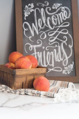 Fascinating Fall Home Tour Decor To Inspire 46