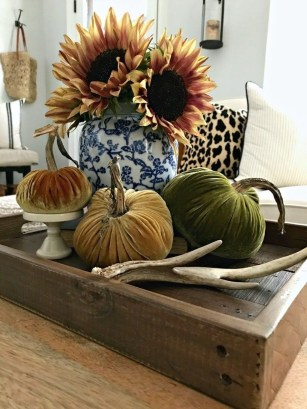 Fascinating Fall Home Tour Decor To Inspire 47