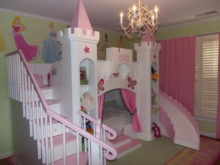 Incredible Bedroom Design Ideas For Kids 20