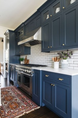 Incredible Colorful Kitchen Ideas 24
