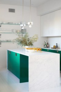 Incredible Colorful Kitchen Ideas 41
