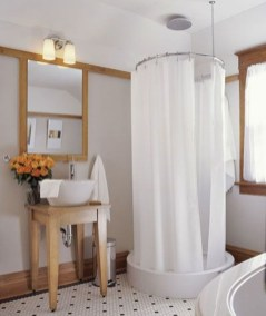 Lovely Eclectic Bathroom Ideas 11