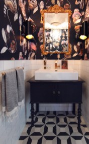Lovely Eclectic Bathroom Ideas 13