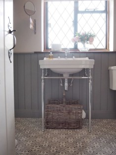 Lovely Eclectic Bathroom Ideas 40