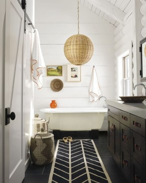 Lovely Eclectic Bathroom Ideas 42