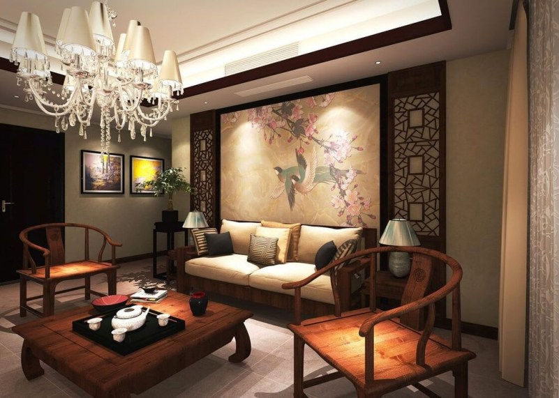 Modern Chinese Sofa Designs Ideas 40