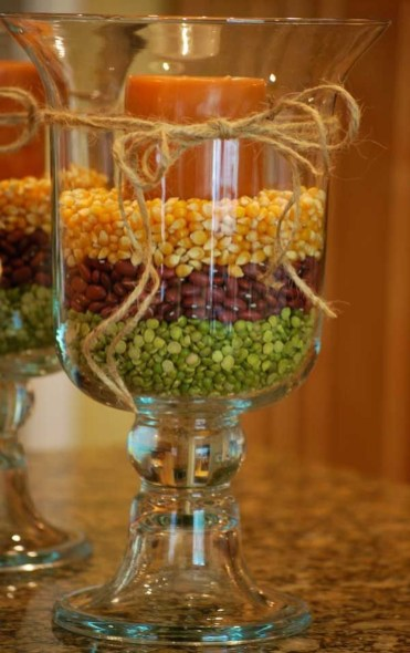 Modern Diy Fall Centerpiece Ideas For Your Home Decor 01