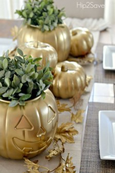 Modern Diy Fall Centerpiece Ideas For Your Home Decor 12