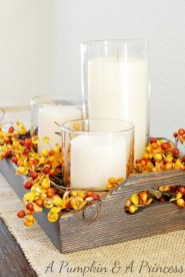 Modern Diy Fall Centerpiece Ideas For Your Home Decor 16