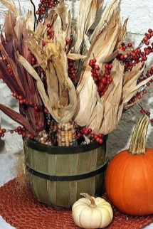 Modern Diy Fall Centerpiece Ideas For Your Home Decor 21