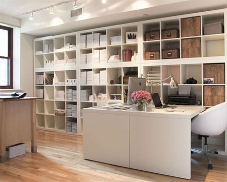 Modern Ikea Office Design Ideas 02