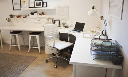 Modern Ikea Office Design Ideas 26