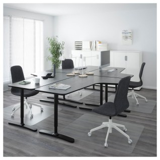 Modern Ikea Office Design Ideas 46