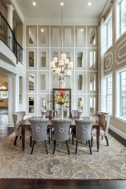 Stylish Beautiful Dining Room Design Ideas 18