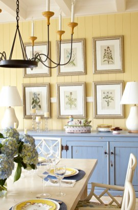 Stylish Beautiful Dining Room Design Ideas 39