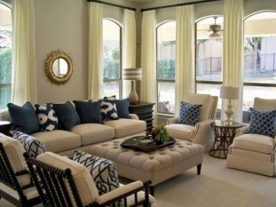 The Best Beige Living Room Design Ideas 06