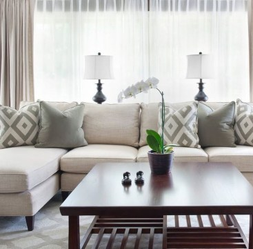 The Best Beige Living Room Design Ideas 11