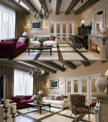 The Best Beige Living Room Design Ideas 15