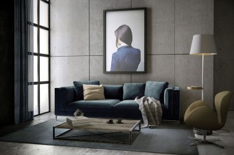 Totally Inspiring Modern Design Sofa Ideas 47
