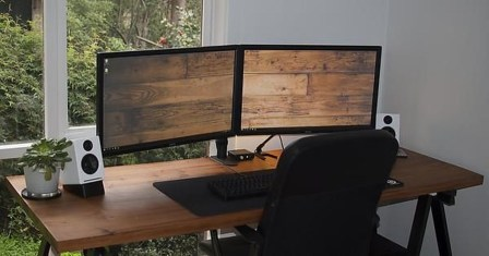 Unique Gaming Desk Computer Setup Ideas 41
