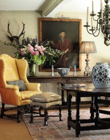 Gorgeous French Home Decoration Ideas 05