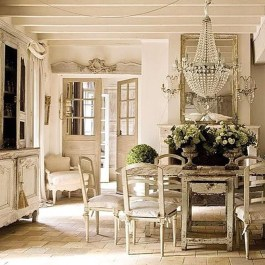Gorgeous French Home Decoration Ideas 32