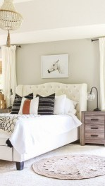 Inspiring Modern Farmhouse Bedroom Decor Ideas 10