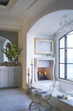 Lovely Farmhouse Bathroom Accessories Ideas 06