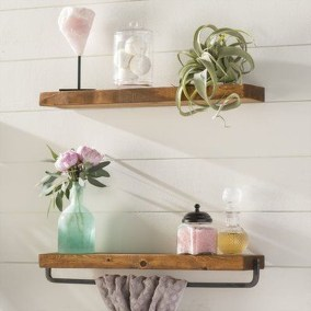 Lovely Farmhouse Bathroom Accessories Ideas 37