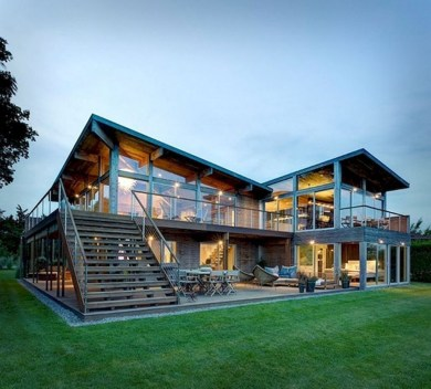 Lovely Modern House Design Ideas 08