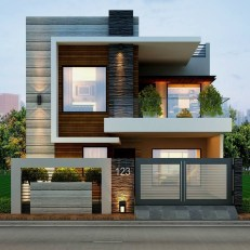 Lovely Modern House Design Ideas 35