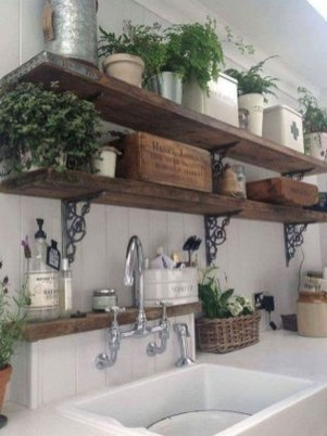 Magnificient Rustic Country Kitchen Ideas To Renew Your Ordinary Kitchen 07