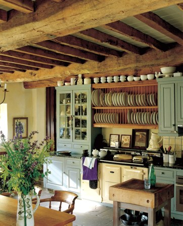 Magnificient Rustic Country Kitchen Ideas To Renew Your Ordinary Kitchen 15