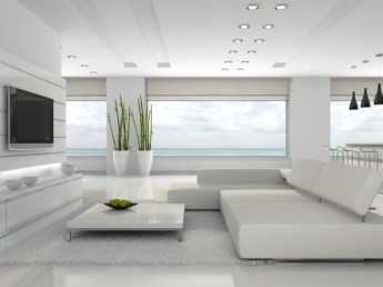 Simple Modern Living Room Decorations Ideas 11