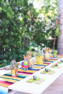 Wonderful Party Table Decorations Ideas 14