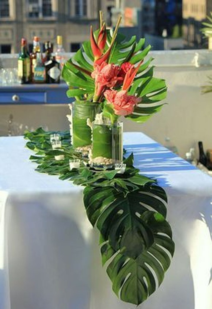 Wonderful Party Table Decorations Ideas 18