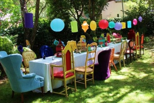 Wonderful Party Table Decorations Ideas 44