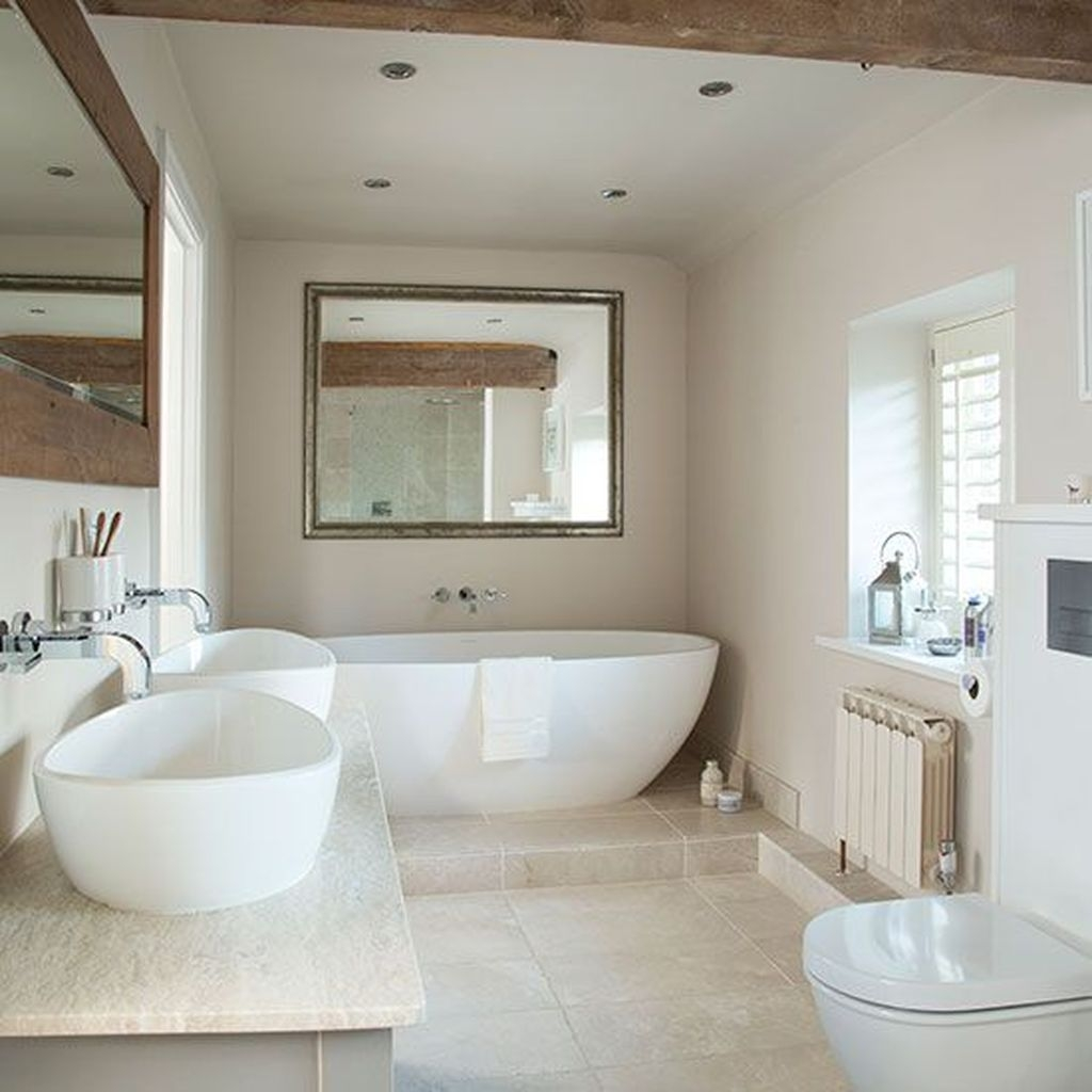 Adorable Contemporary Bathroom Ideas To Inspire 31