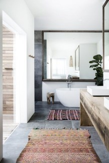 Adorable Contemporary Bathroom Ideas To Inspire 35