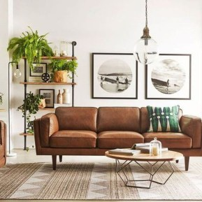 Attractive Mid Century Modern Living Rooms Design Ideas 38